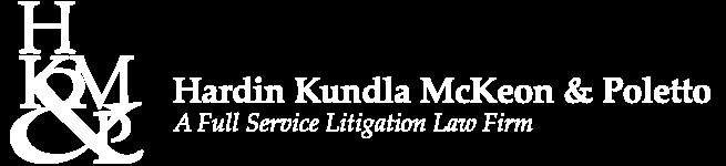 Hardin Kundla McKeon & Poletto logo